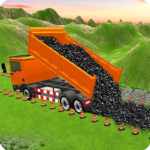 Highway Construction Road Builder 2019- Free Games Mod Apk 2.0