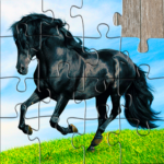 Horse Jigsaw Puzzles Game – For Kids & Adults 🐴 Mod Apk 25.0