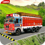 Indian Real Cargo Truck Driver Mod Apk 1.30
