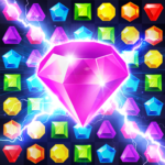 Jewels Planet – Free Match 3 & Puzzle Game Mod Apk 1.2.20