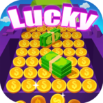 Lucky Pusher – Win Big Rewards Mod Apk 1.9.4