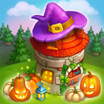 Magic City: fairy farm and fairytale country Mod Apk 1.55