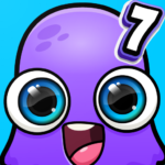 Moy 7 the Virtual Pet Game Mod Apk 1.415