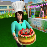My Home Bakery Food Delivery Games Mod Apk 1.13