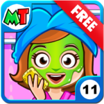 My Town : Beauty Spa Hair Salon Free Mod Apk 1.12