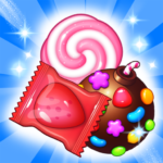 New Sweet Candy Pop: Puzzle World Mod Apk 1.0.16