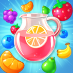 New Sweet Fruit Punch – Match 3 Puzzle game Mod Apk 1.0.27