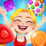 New Tasty Candy Bomb – Match 3 Puzzle game Mod Apk 1.0.44