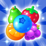 New Tasty Fruits Bomb: Puzzle World Mod Apk 1.2.1