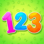 Numbers for kids! Counting 123 games! Mod Apk 0.6.8