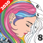 Paint Color: Coloring by Number for Adults Mod Apk 6.6.1