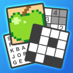 Puzzle Page – Crossword, Sudoku, Picross and more Mod Apk 3.8