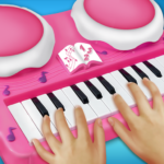 Real Pink Piano For Girls – Piano Simulator Mod Apk 11.0