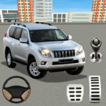 Real Prado Drive Modern Car Parking New Games 2020 Mod Apk 2.0.080