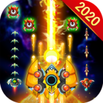 Space Hunter: The Revenge of Aliens on the Galaxy Mod Apk 1.8.8