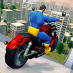 Super Hero Bike Mega Ramp – Racing Simulator Mod Apk 4.0