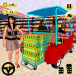 Supermarket Easy Shopping Cart Driving Games Mod Apk 1.10