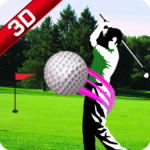 Top Real Star Golf Master 3D Mod Apk 1.0