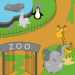 Trip to the zoo for kids Mod Apk 3.11