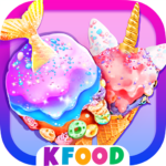 Unicorn Chef: Mermaid Cooking Games for Girls Mod Apk 2.5