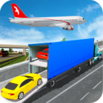 Airplane Car Transport Driver Mod Apk 1.13