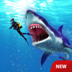 Angry Shark Attack – Wild Shark Game 2019 Mod Apk 1.0.6