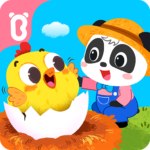 Baby Panda's Animal Farm Mod Apk 8.43.00.10