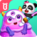 Baby Panda's Monster Spa  Salon Mod Apk 8.43.00.10