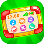 Babyphone & tablet – baby learning games, drawing Mod Apk 2.0.29