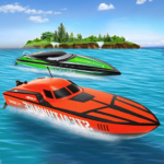 Boat Racing 2019: 3D Speed Boat Racing Games Mod Apk 1.7