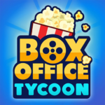 Box Office Tycoon Mod Apk 0.4.1