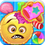Brain Crush Sam and Cat fans Mod Apk 1.24