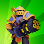 Bullet Knight: Dungeon Crawl Shooting Game Mod Apk 1.2.4