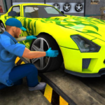 Car Mechanic Simulator Game 3D Mod Apk 1.0.4