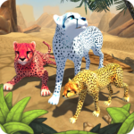Cheetah Family Sim – Animal Simulator Mod Apk 4.7