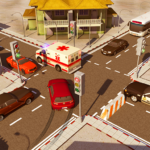 City Traffic Control Simulator: Intersection Lanes Mod Apk 1.9