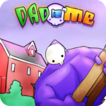 Dad And Me:Super Daddy Punch Hero Mod Apk 1.1.0