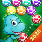Dinosaur Eggs Pop: Bubble Shooter Classic Arcade Mod Apk 1.6.0