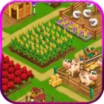 Farm Day Village Farming: Offline Games Mod Apk 1.2.30