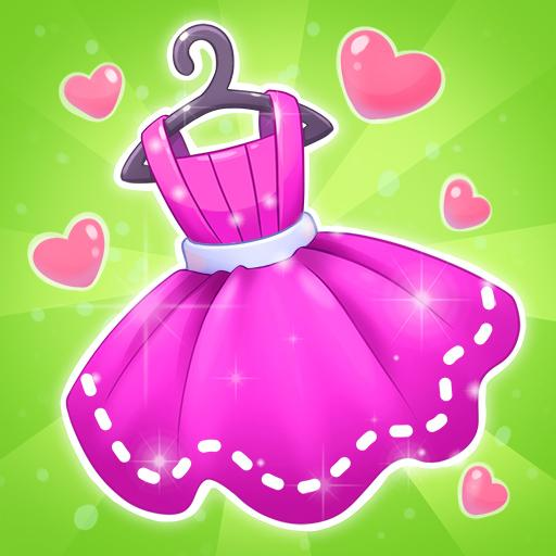 Fashion Dress up games for girls. Sewing clothes Mod Apk 3.1.9