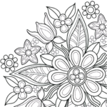 Flowers Mandala coloring book Mod Apk 7.1.6