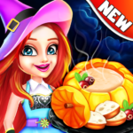 Halloween Cooking: Chef Madness Fever Games Craze Mod Apk 1.4.36