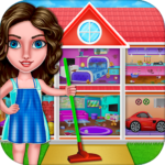 House Cleanup : Girl Home Cleaning Games Mod Apk 3.9.1