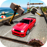 Impossible Track Speed Bump; New Car Driving Games Mod Apk 3.0.07