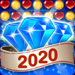 Jewel & Gem Blast – Match 3 Puzzle Game Mod Apk 2.3.1