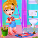 Keep Your House Clean – Girls Home Cleanup Game Mod Apk 1.2.55