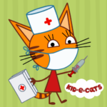 Kid-E-Cats: Hospital for animals. Injections Mod Apk 1.1.0