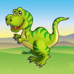 Kids Dino Adventure Game – Free Game for Children Mod Apk 26.7