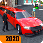 Luxury Limo Simulator 2020 : City Drive 3D Mod Apk 1.1