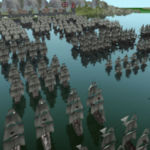 MEDIEVAL NAVAL OPS : WARSHIPS of WORLD Mod Apk 1.3
